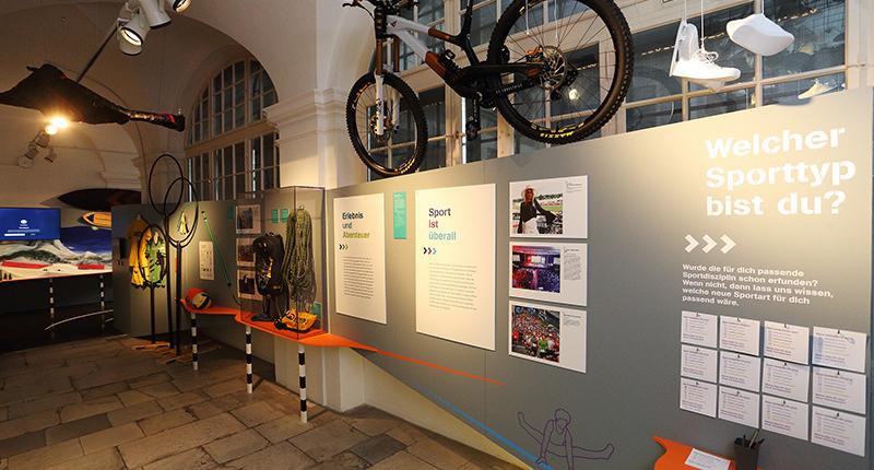 CoSA Sportausstellung Pressebild