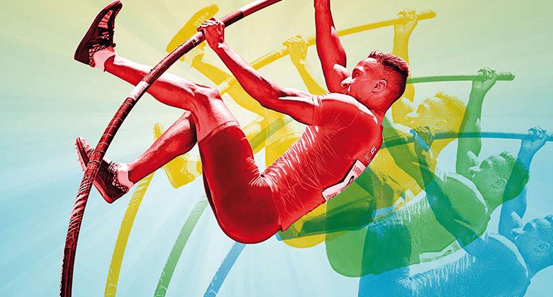 Sujet Sport-Ausstellung
